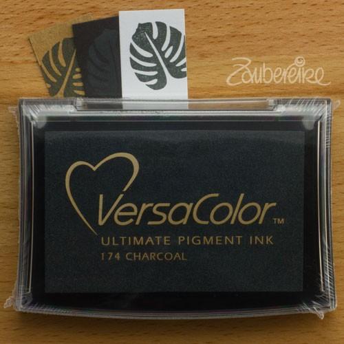 Stempelkissen VersaColor 174 Charcoal