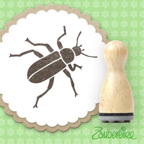 Ministempel Käfer