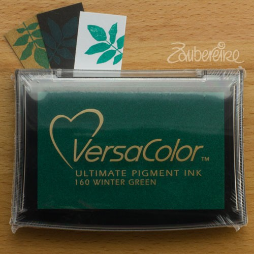 Stempelkissen VersaColor 160 Winter Green