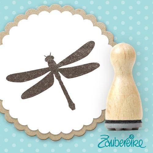 Ministempel Libelle