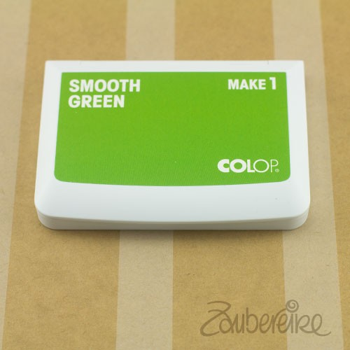 Stempelkissen, Colop Make 1, Smooth Green