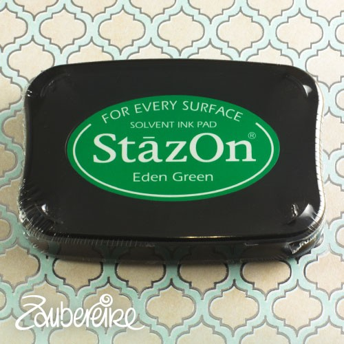 StazOn 53 Eden Green, solvent ink