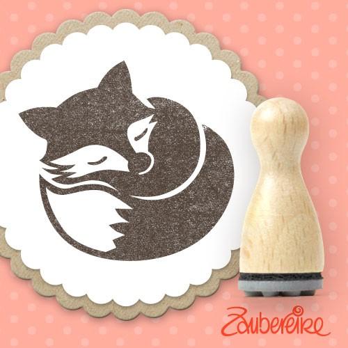 Ministempel Fuchs