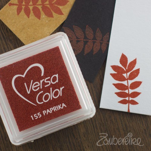 Ministempelkissen VersaColor 155 Paprika