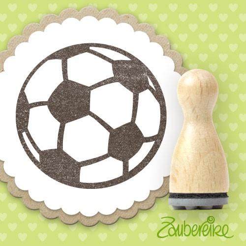 Ministempel Fußball