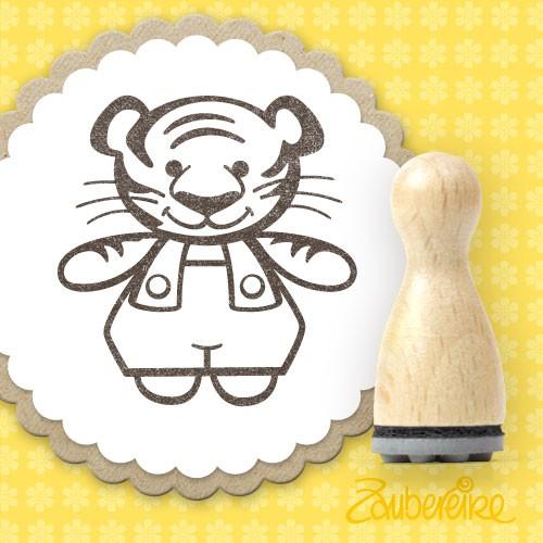 Ministempel Theo Tiger