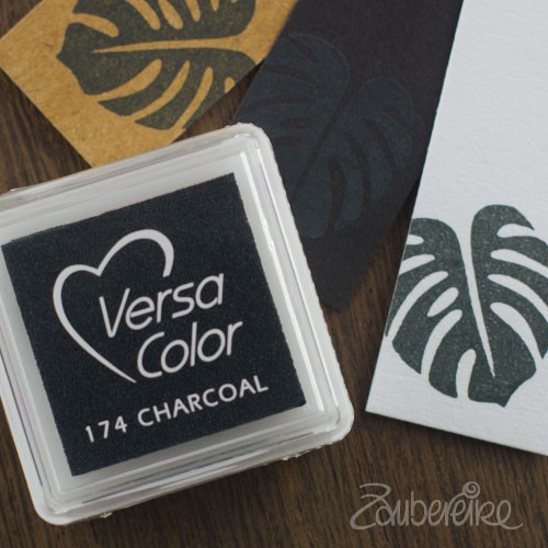 Ministempelkissen VersaColor 174 Charcoal