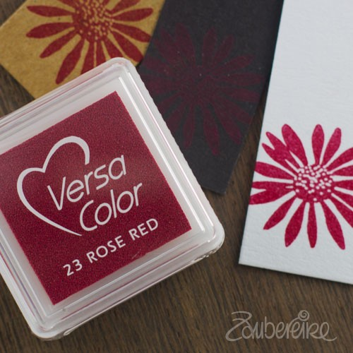 Ministempelkissen VersaColor 23 Rose Red
