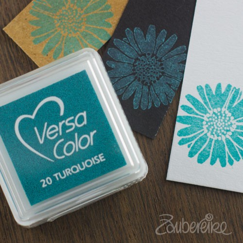 Ministempelkissen VersaColor 20 Turquoise