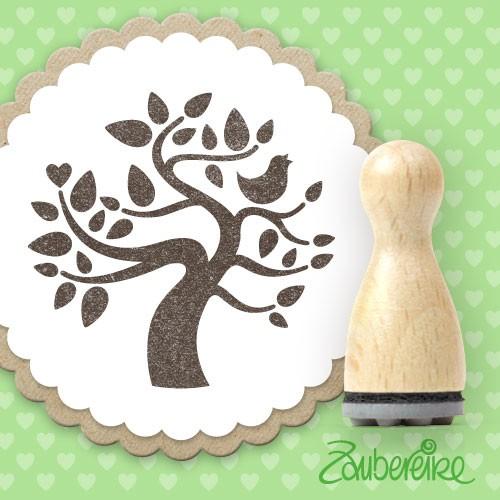 Ministempel Baum