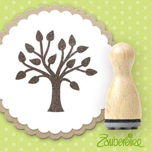 Ministempel Ölbaum