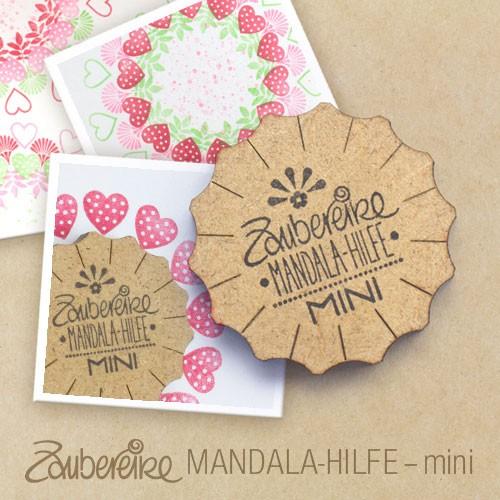 Mandala-Hilfe MINI