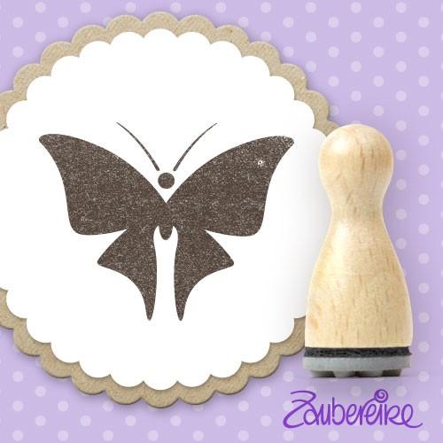 Motivstempel Eleganter Schmetterling