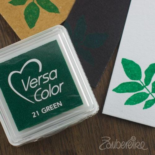 Ministempelkissen VersaColor 21 Green