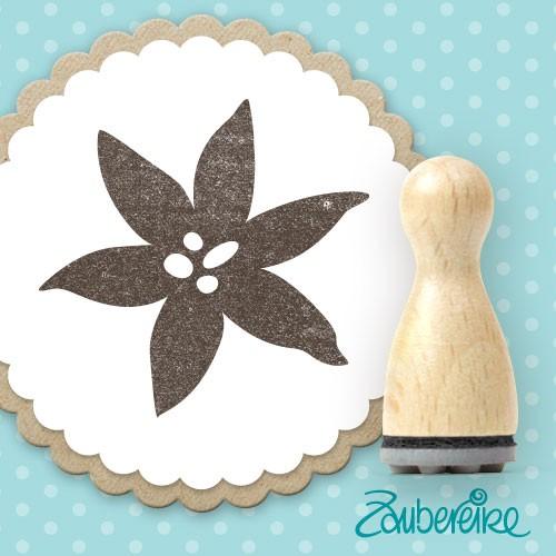 Ministempel Bärlauchblüte