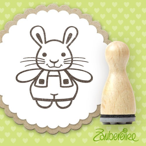 Ministempel Hannelore Hase