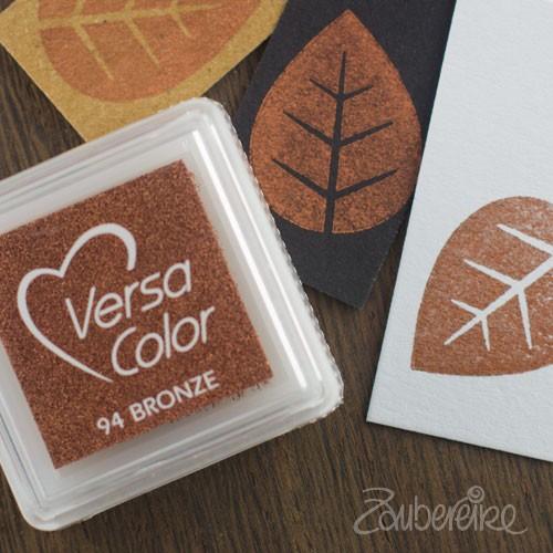 Ministempelkissen VersaColor 94 Bronze