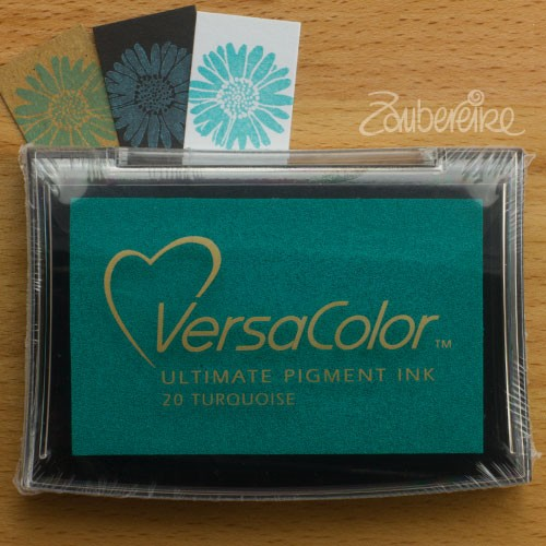 Stempelkissen VersaColor 20 Turquoise
