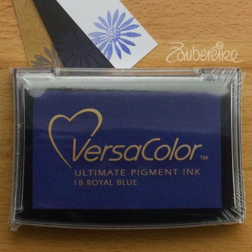 Stempelkissen VersaColor 18 Royal Blue