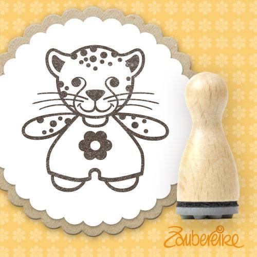 Ministempel Gian-Luca Leopard/Gepard