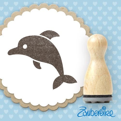 Ministempel Delfin (neu)