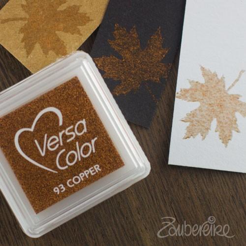 Ministempelkissen VersaColor 93 Copper