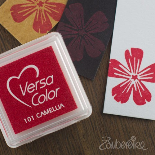Ministempelkissen VersaColor 101 Camellia